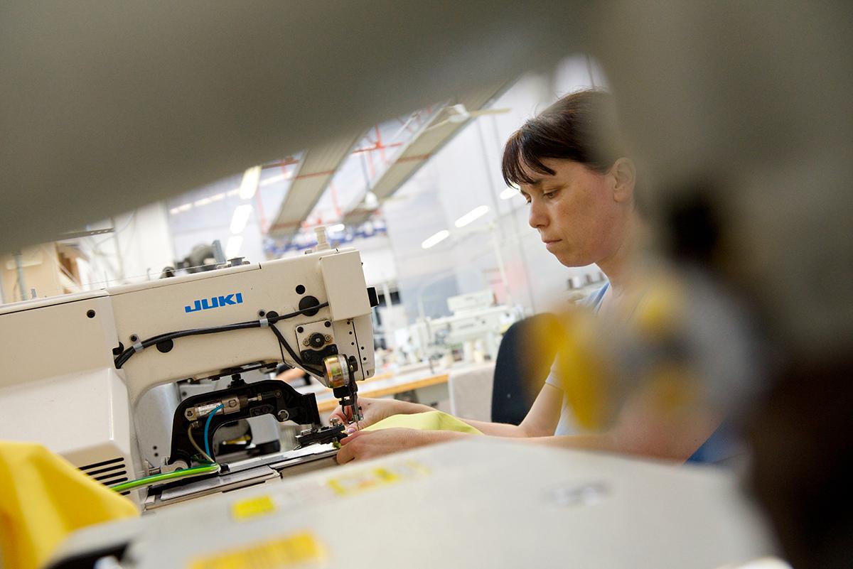 artisan manufacturing of fabrics