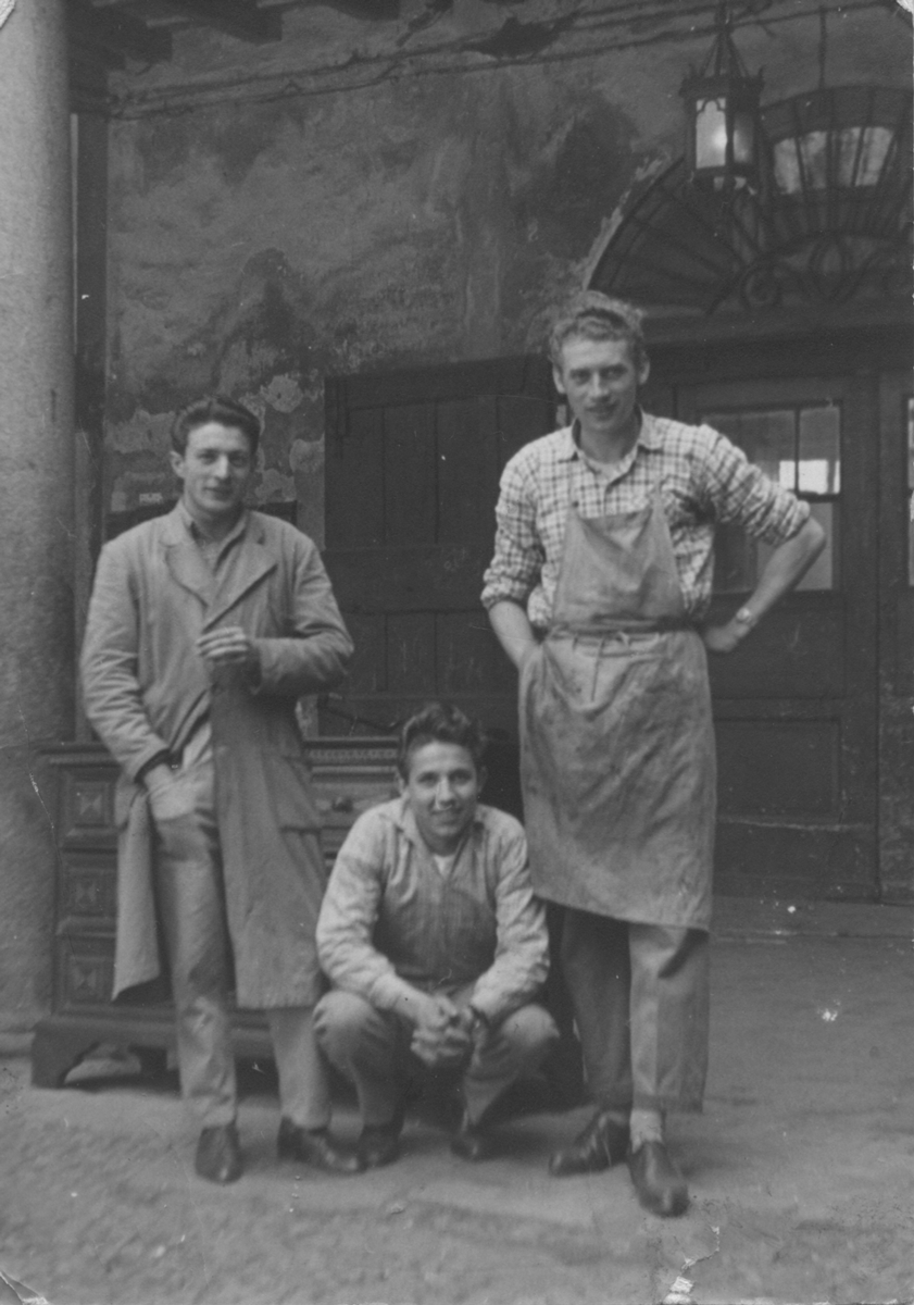 Woodworkers in 1957