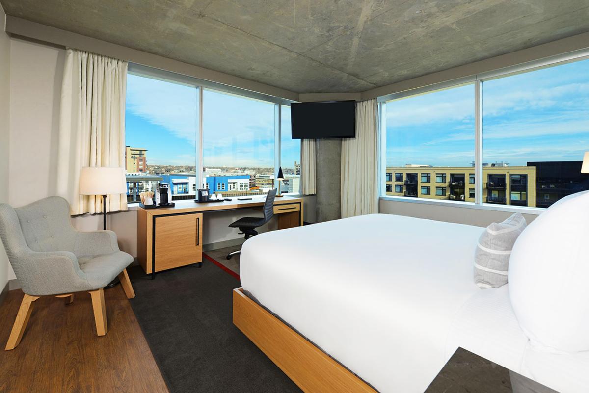 Suite d'Hotel a Denver